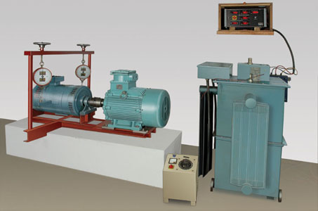 Dynamometer Set up for Type Test of Electric upto 120hp at various voltages